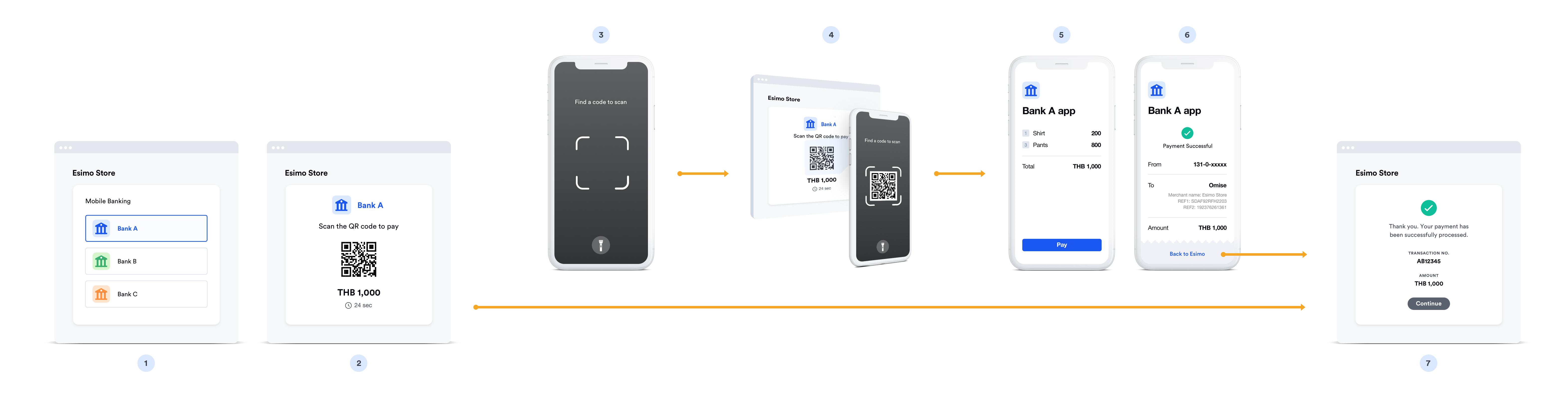 Mobile Banking Desktop